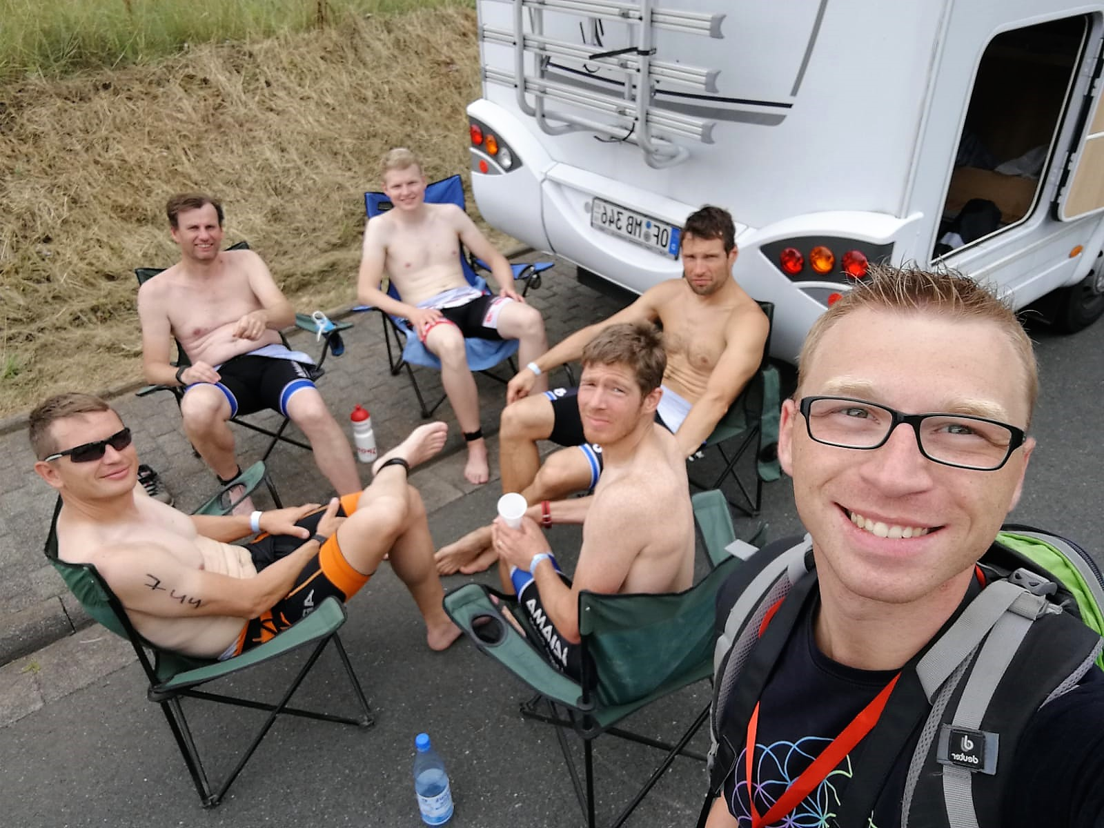 Read more about the article Burgwald Triathlon
