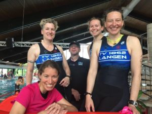 Short-Track-Triathlon in Griesheim