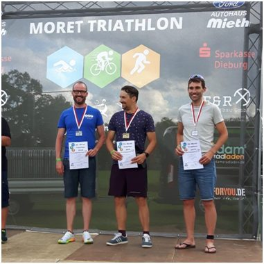 Münster-Moret-Triathlon