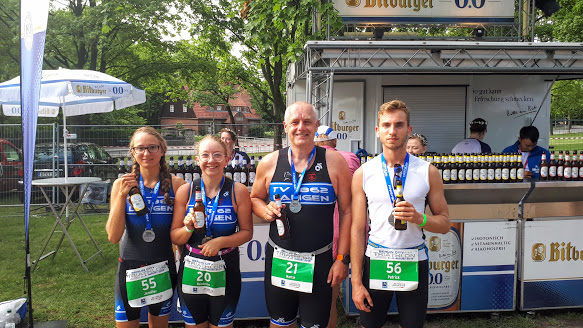 Read more about the article City-Triathlon Berlin
