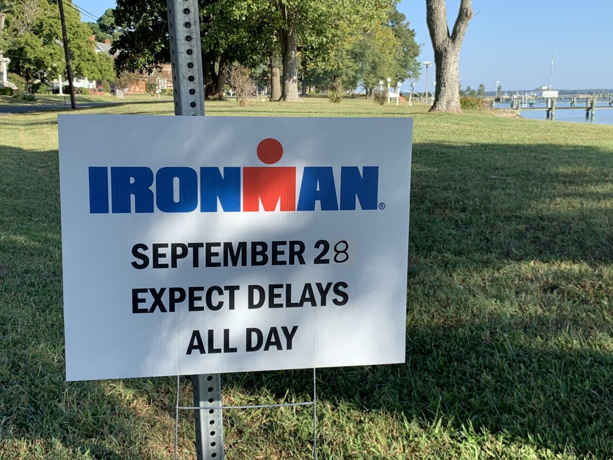 Read more about the article IRONMAN Maryland September 2019