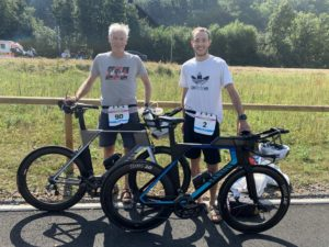 VR Bank Charity Duathlon Büdingen